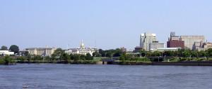 Downtown, Trenton New Jersey