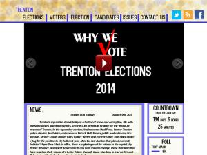 why we vote webpage
